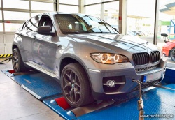 BMW X6 35d - 3.0 V6 24V - 210kW (286k) a 580Nm